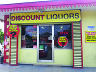 Discount Liquors – West Bay