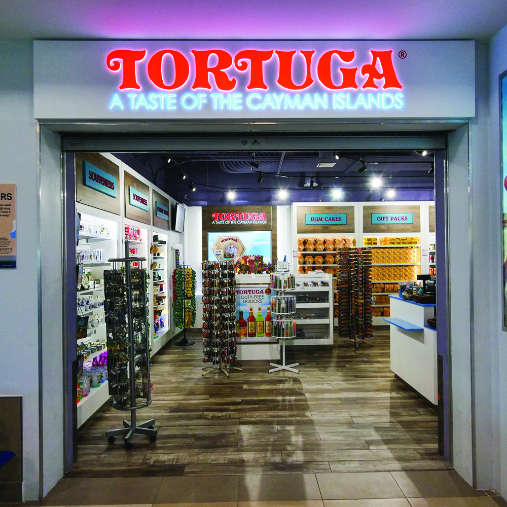 Tortuga – Taste of The Cayman Islands