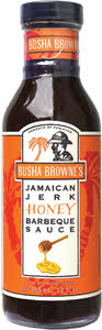 BUSHA BROWNE HONEY JERK BBQUE