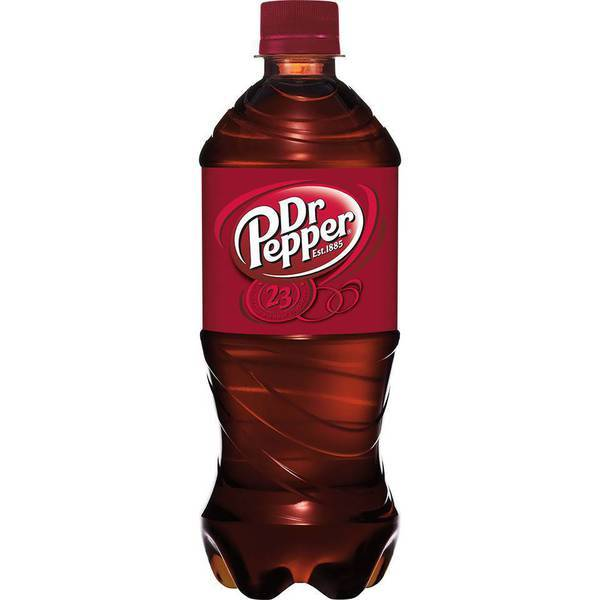 DR. PEPPER 20OZ BOTTLE