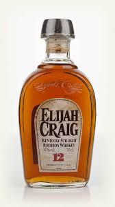 ELIJAH CRAIG SMALL BATCH12X750