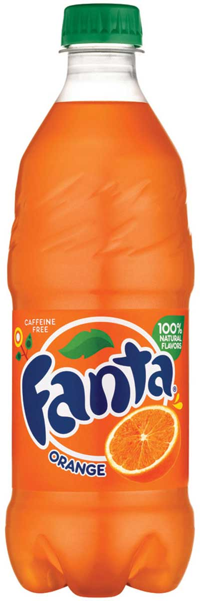 FANTA ORANGE 20OZ BTL