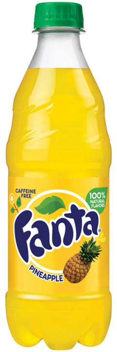FANTA PINEAPPLE 20OZ BTL