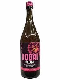 KOBAI PLUM WINE 12X750ML