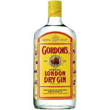 GORDON GIN 12X750ML