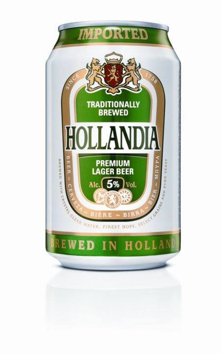 HOLLANDIA 24/330ML