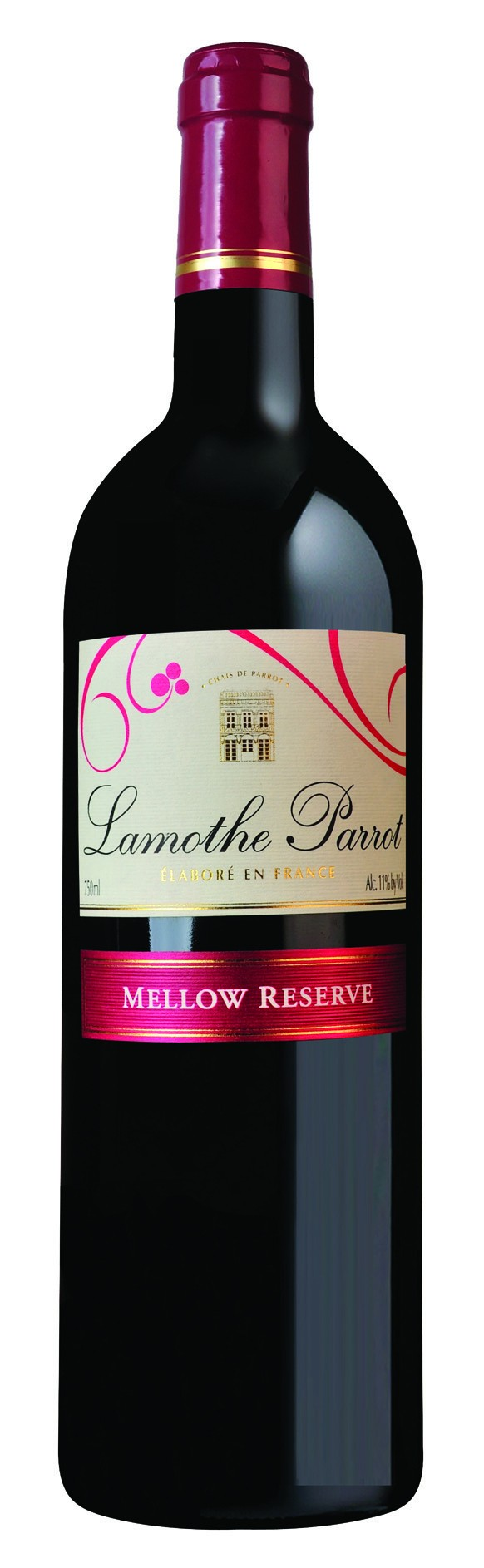 LAMOTHE PARROT MELLOW RSV 750ML