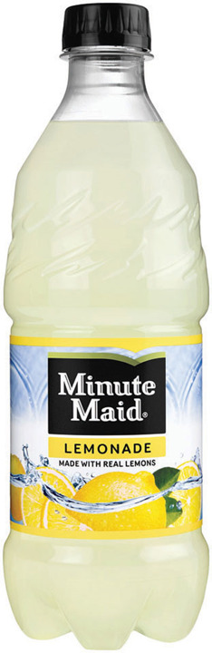 MMAID LEMONADE NC PET BTL 20oz