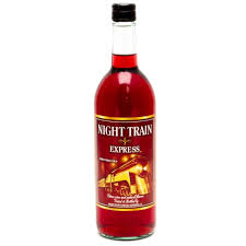 NIGHT TRAIN EXPRESS 12X750ML