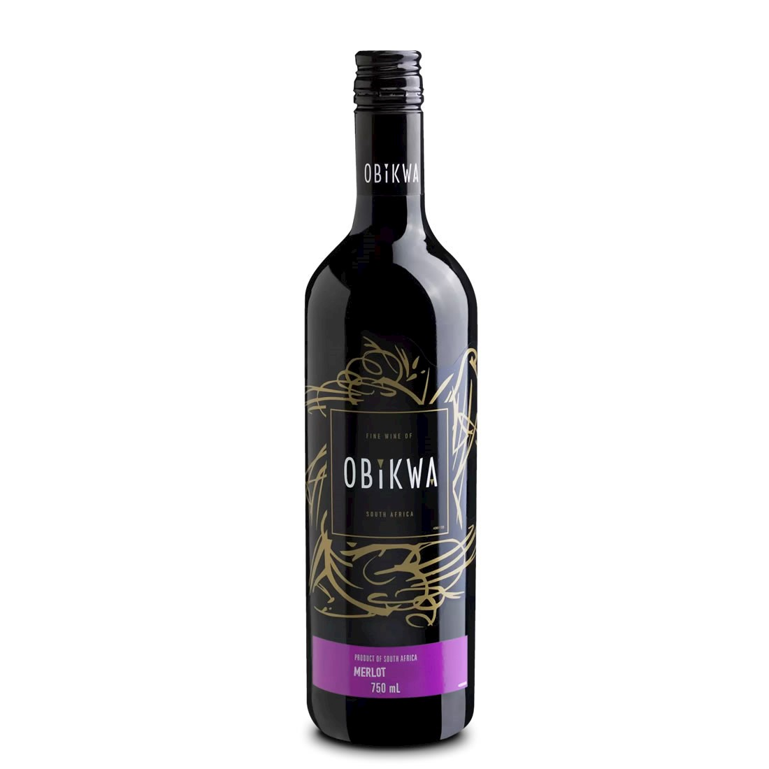 OBIKWA MERLOT 6/750ML