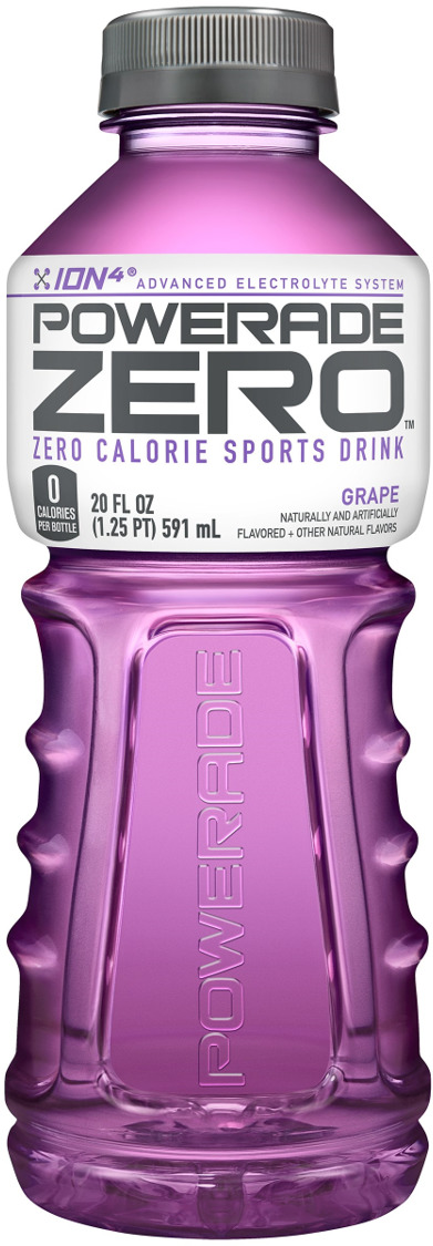 POWERADE GRAPE 20Z PET