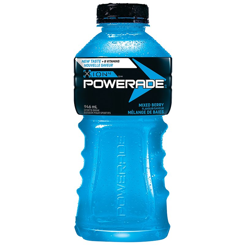 POWERADE MIX BERRY 20Z PET
